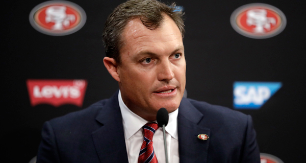 49ers John Lynch updates Garoppolo plan from Senior Bowl