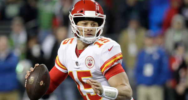 Patrick Mahomes Named Cover Athlete For Madden 20 - RealGM