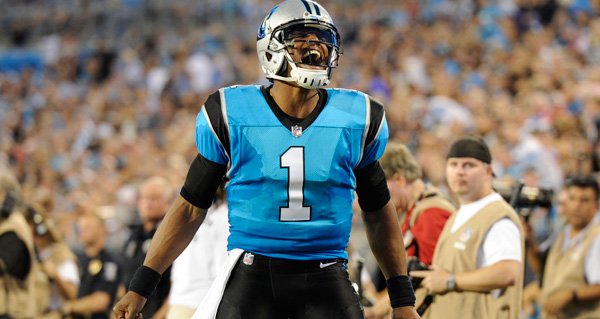Carolina Panthers quarterback Cam Newton put on injured reserve