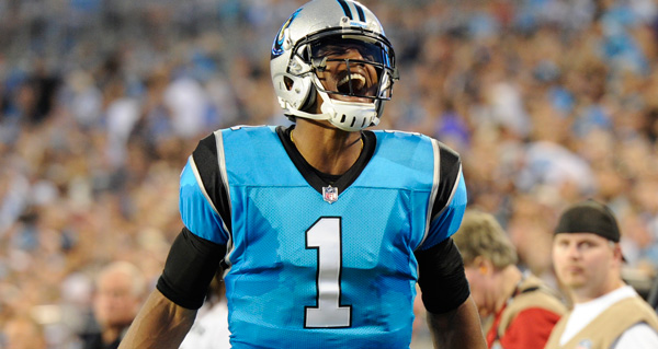 0a4e5eade The Carolina Panthers don't plan to pursue a veteran quarterback in free  agency as they feel Cam Newton is making great progress following his  second ...