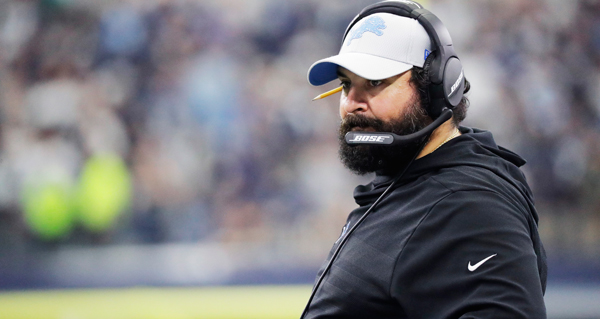 Lions Head Coach Matt Patricia Has Been Consistently Late To Meetings