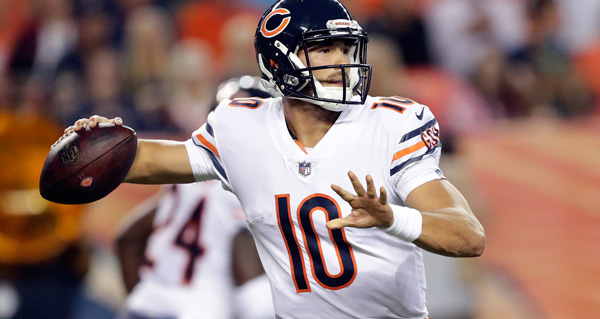 The Essential 50 Of The 2018 NFL Season Mitchell Trubisky ...