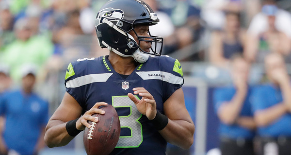 Week 1 Inactives: Seattle Seahawks at Denver Broncos
